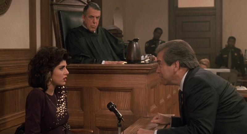 """movie my cousin vinny essay Imdb plot summary: two new yorkers are accused of murder in rural  that  alone makes a great starting point but """"my cousin vinny"""" has."""